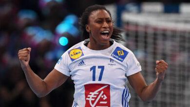 Siraba Dembélé - Handball - Bleues