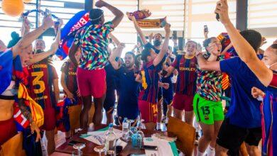 Barca Féminin - Football Féminin - Espagne