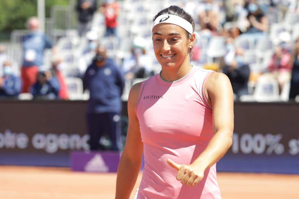 Caroline Garcia - WTA