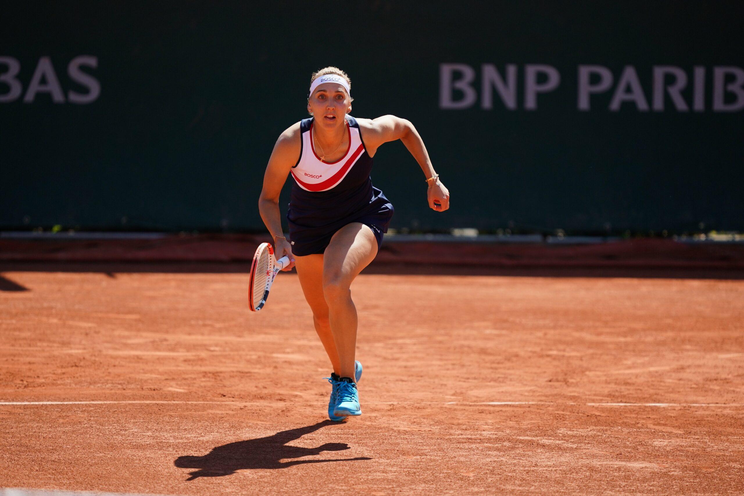 Vesnina - WTA - Roland Garros
