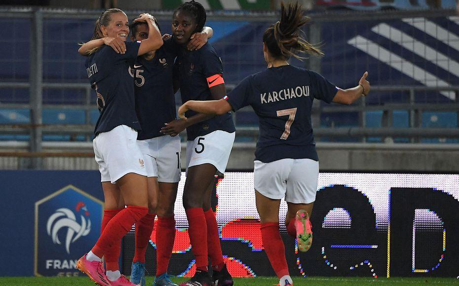 France Allemagne - Notes - Football Féminin