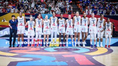 médaille d'argent eurobasket 2021