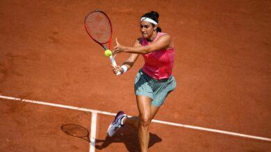 Garcia - WTA - Roland-Garros