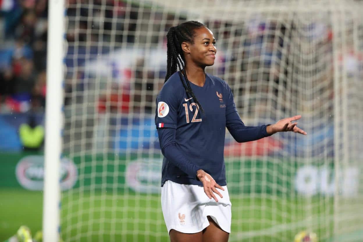 Bleues - Katoto - Forfait - Football Féminin