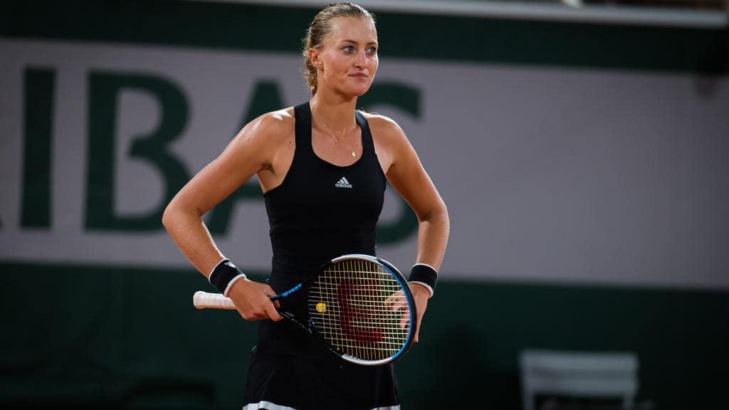 WTA - Roland-Garros - Mladenovic