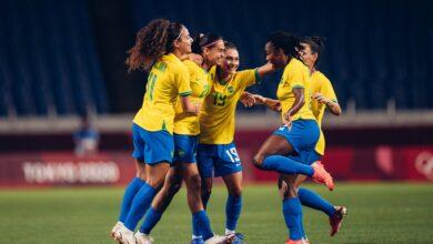 Brésil - Football Féminin - JO