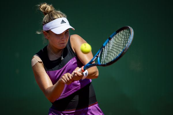 Clara Burel - WTA - Lausanne
