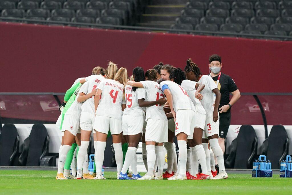 Canada - Football Féminin - Tokyo