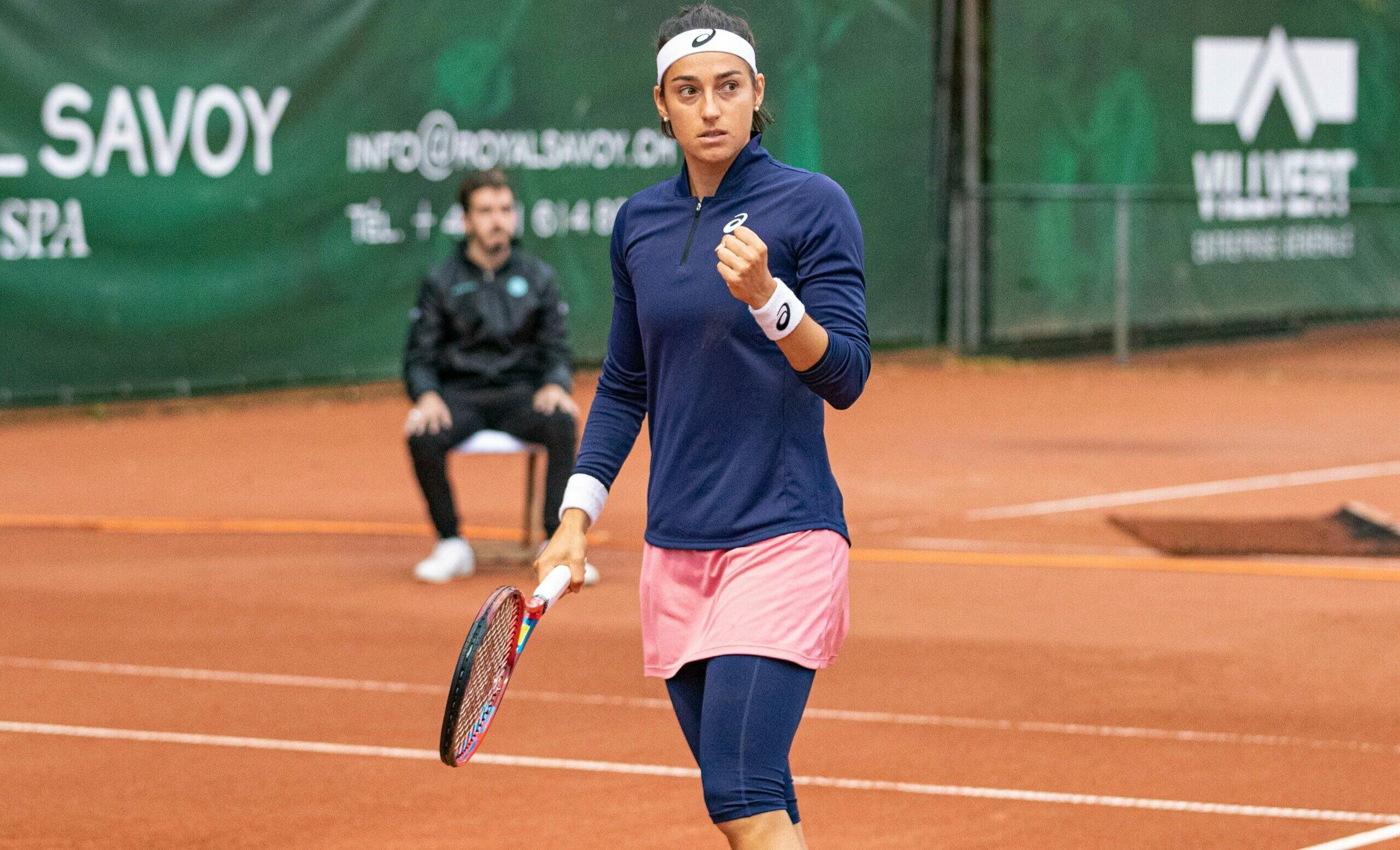 Garcia - Tennis - WTA