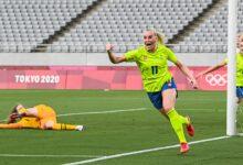 Suède - Football Féminin - Jeux Olympiques