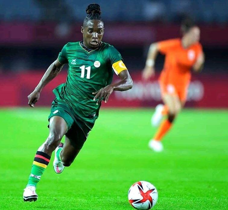Zambie - Football Féminin