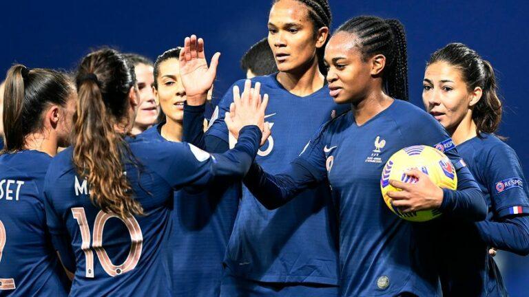 Equipe de France : Les Bleues font leur rentrée face à la Grèce